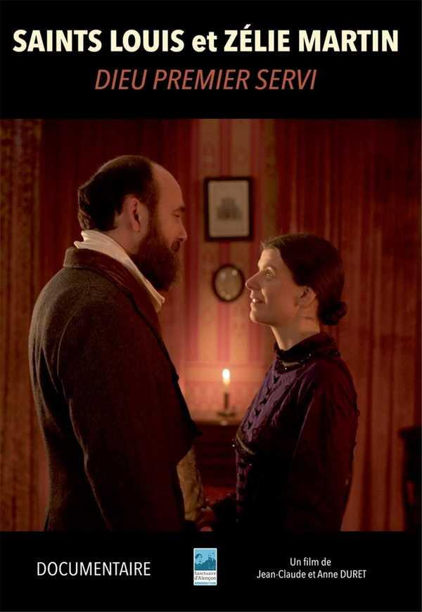 SAINTS LOUIS ET ZELIE MARTIN - DVD